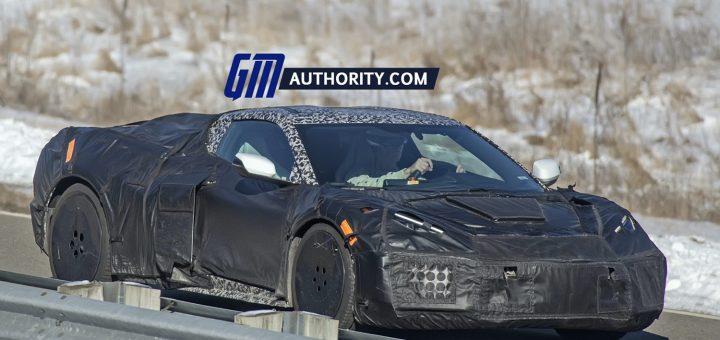 Corvette E Ray Mystery Button