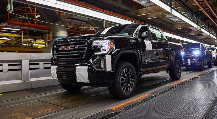 General Motors Chip Shortage Update