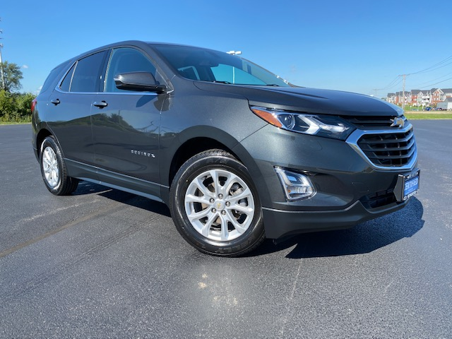GM Certified 2019 Chevy Equinox for sale
