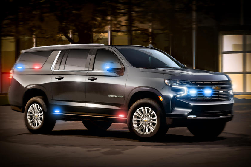 GM Defense contract sells Suburbans for over 13 million